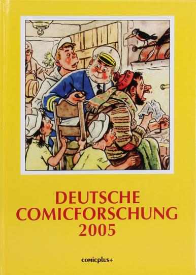 Deutsche Comicforschung 2005. Band 1.