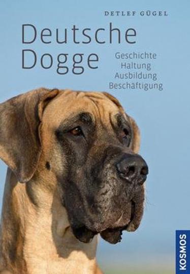 Deutsche Dogge. Geschichte, Haltung, Ausbildung, Beschäftigung.