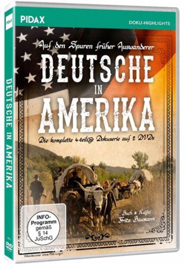 Deutsche in Amerika. 2 DVDs.