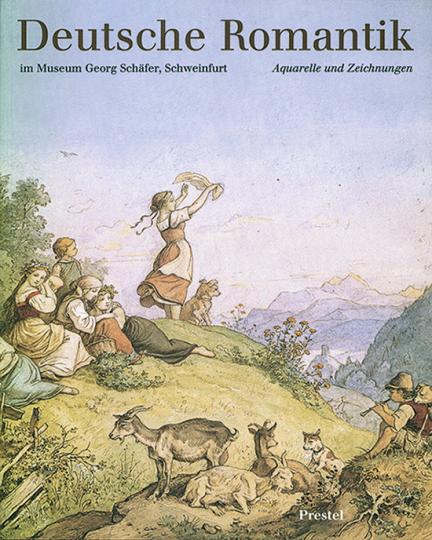 Deutsche Romantik. Aquarelle und Zeichnungen.