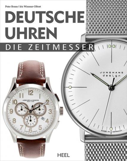 Deutsche Uhren. Die Zeitmesser.