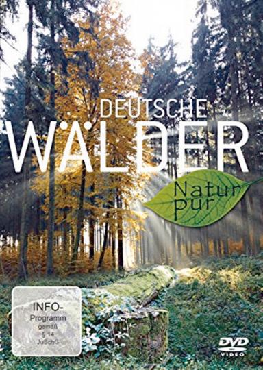 Deutsche Wälder - Natur pur DVD