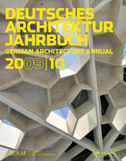 Deutsches Architektur Jahrbuch 2009/10.