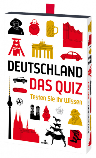 Deutschland - Das Quiz: Testen Sie Ihr Wissen