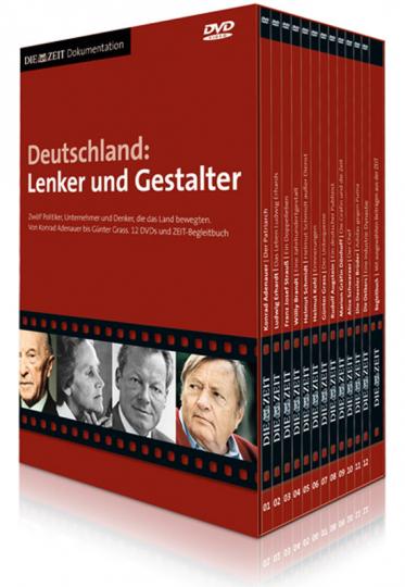 Deutschland Lenker und Gestalter. DIE ZEIT DVD Dokumentation