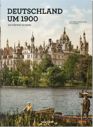 Deutschland um 1900.