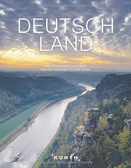 Deutschland: Eine Reise von der Nordsee zu den Alpen (M)