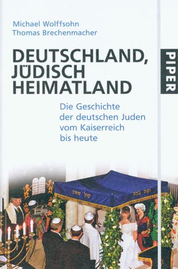Deutschland, jüdisch Heimatland. Die Geschichte der deutschen Juden vom Kaiserreich bis heute.