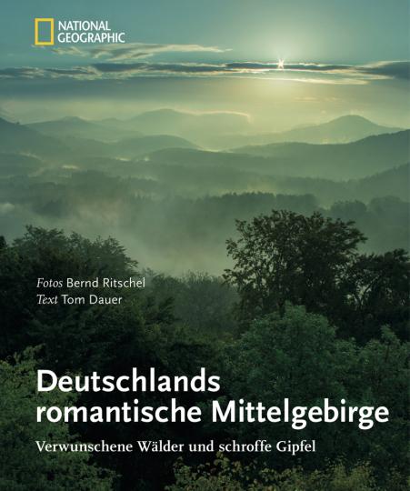 Deutschlands romantische Mittelgebirge. Verwunschene Wälder und schroffe Gipfel.