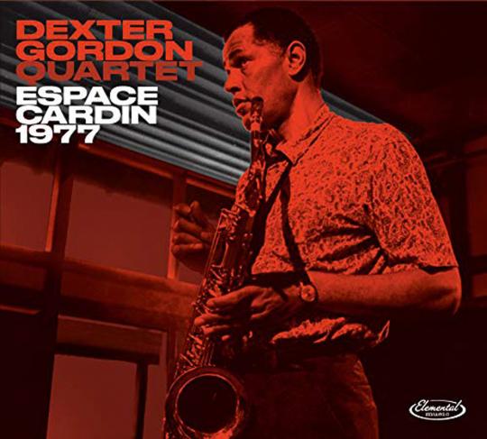 Dexter Gordon. Espace Cardin 1977. CD.