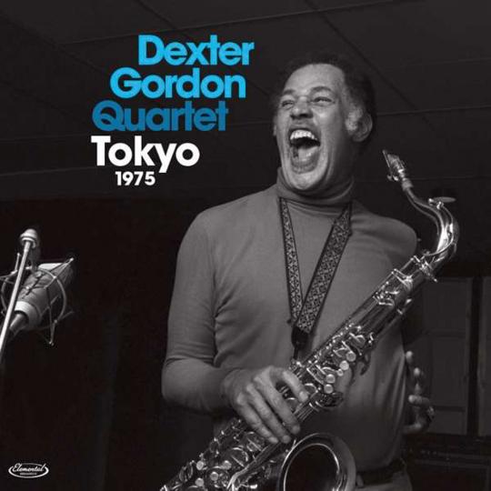 Dexter Gordon. Tokyo 1975 +2. CD.