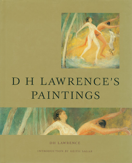D. H. Lawrence's Paintings.
