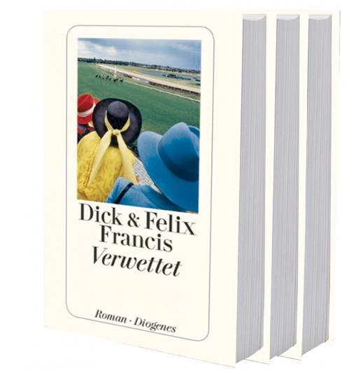 Dick Francis Paket 3 Bde.