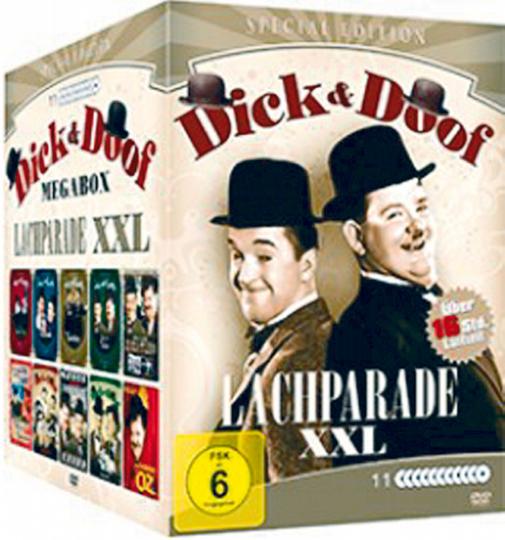 Dick und Doof 11 DVDs