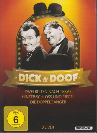 Dick & Doof. Fan-Edition. 3 DVDs.