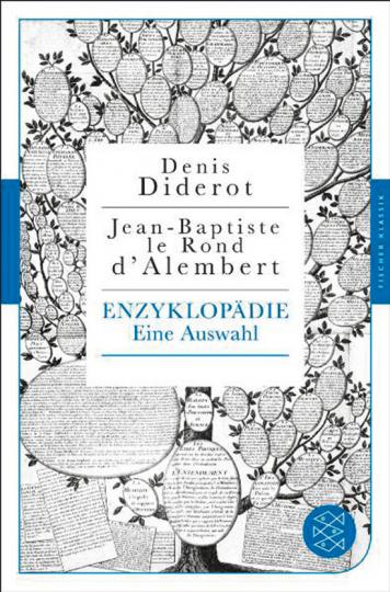 Diderot, D'Alembert. Enzyklopädie. Eine Auswahl.