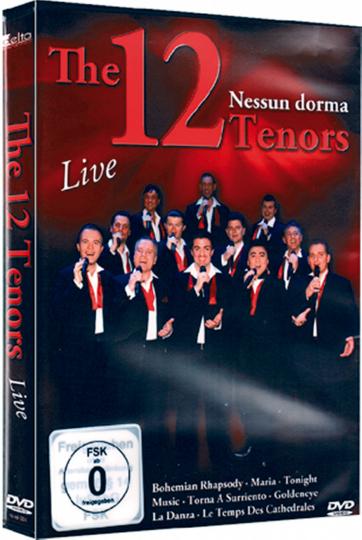 Die 12 Tenöre DVD