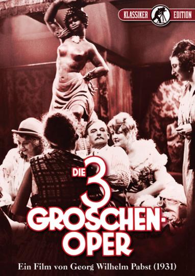 Die Dreigroschenoper (1931). DVD.