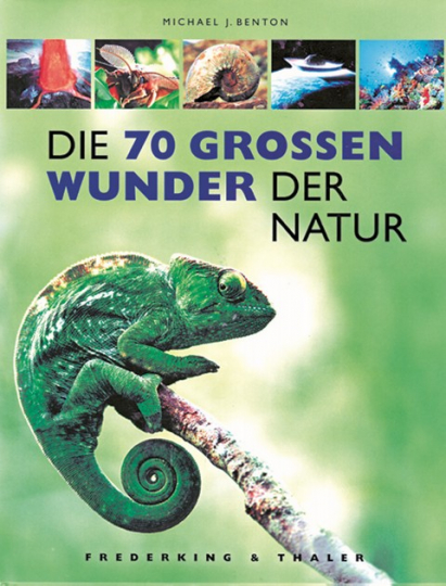 Die 70 großen Wunder der Natur