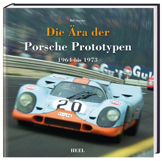 Die Ära der Porsche Prototypen. 1964 bis 1973.