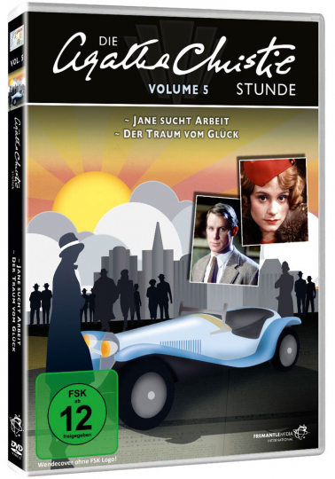 Die Agatha Christie Stunde Vol. 5. DVD.