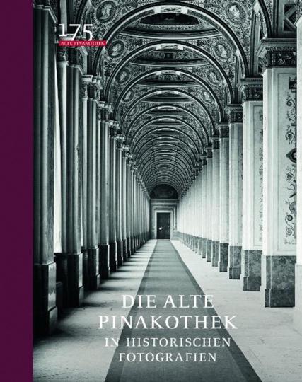Die Alte Pinakothek in historischen Fotografien.