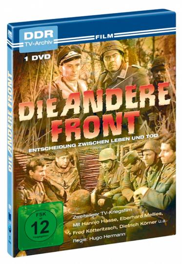 Die andere Front - Entscheidung zwischen Leben und Tod DVD