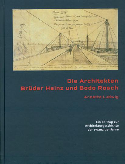 Die Architekten Brüder Heinz und Bodo Rasch.