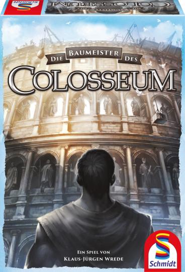 Die Baumeister des Colosseum. Ein spannendes Gesellschaftsspiel.