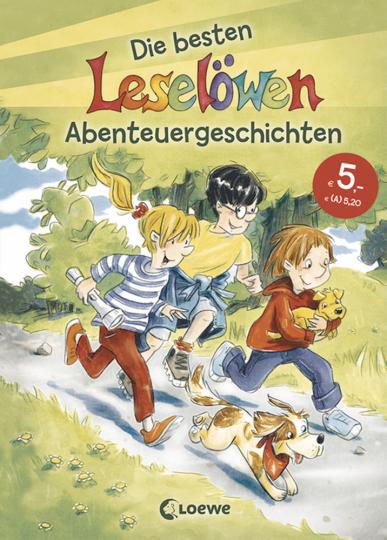Die besten Leselöwen-Abenteuergeschichten