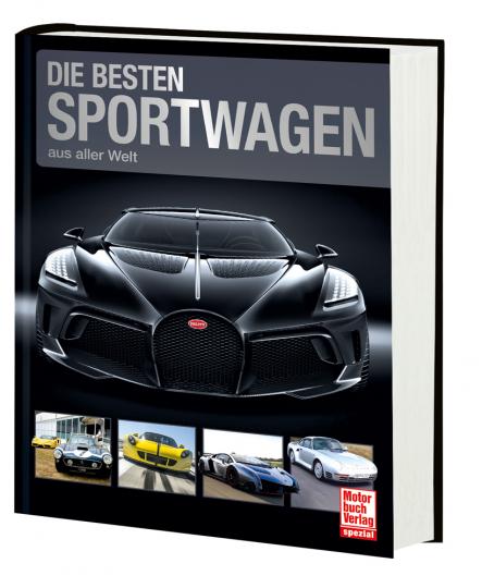 Die besten Sportwagen aus aller Welt.