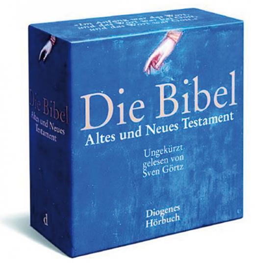 Die Bibel. Altes und neues Testament. Gesamtausgabe auf 10 MP3-CDs.