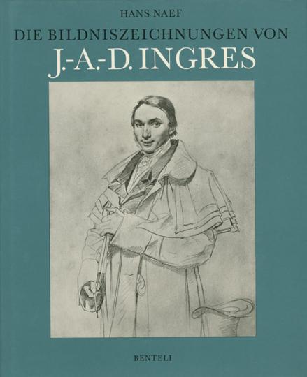 Die Bildniszeichnungen des J.-A.-D. Ingres Band V.