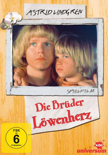 Die Brüder Löwenherz. DVD.