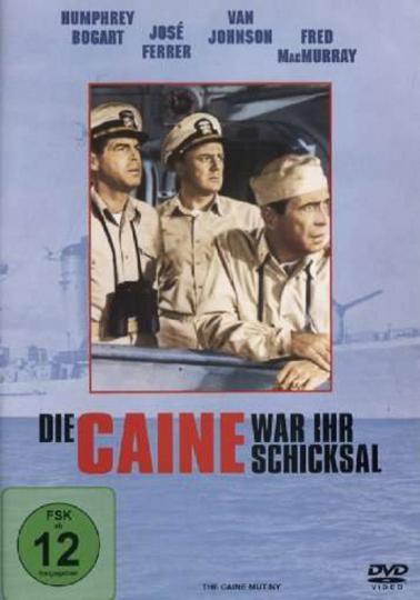 Die Caine war ihr Schicksal. DVD.