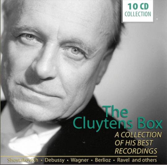 Die Cluytens Box. Eine Sammlung seiner besten Einspielungen.