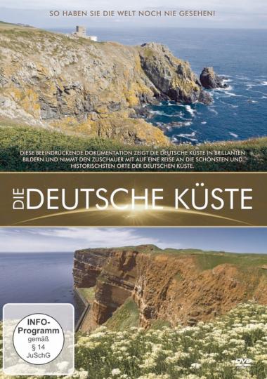 Die deutsche Küste - Nord- und Ostsee DVD