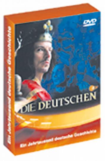 Die Deutschen - Ein Jahrtausend deutsche Geschichte 10 DVDs