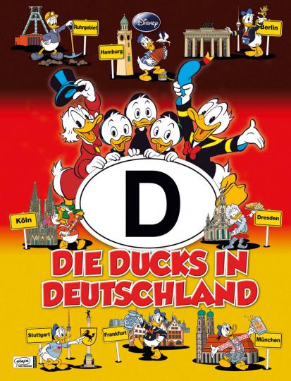 Die Ducks in Deutschland.