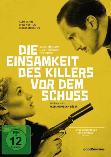 Die Einsamkeit des Killers vor dem Schuss. DVD.