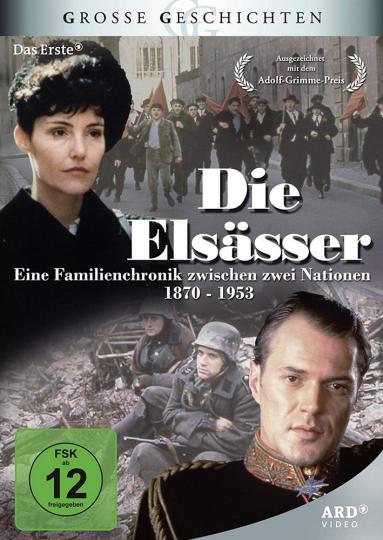 Die Elsässer. 2 DVDs.