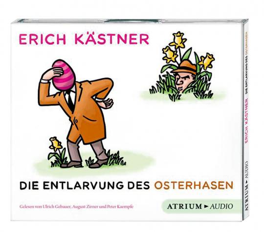 Die Entlarvung des Osterhasen. Geschichten und Gedichte. Hörbuch.