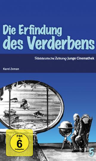 Die Erfindung des Verderbens. DVD.