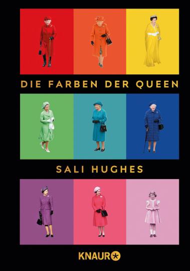 Die Farben der Queen.