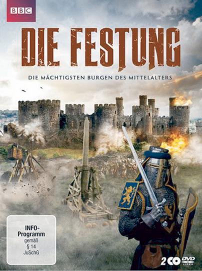 Die Festung 2 DVDs