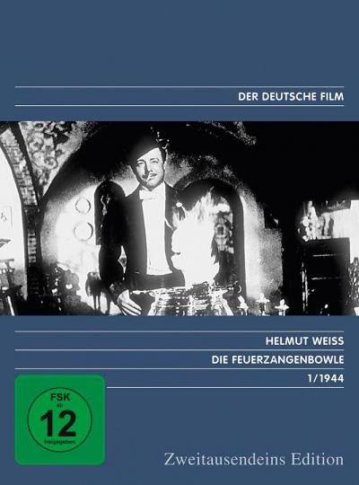 Die Feuerzangenbowle. DVD.