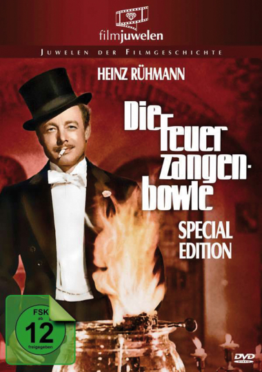 Die Feuerzangenbowle. Special Edition. DVD.