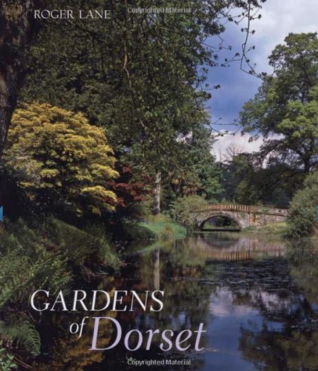 Die Gärten von Dorset.