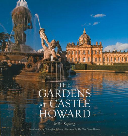 Die Gärten von Schloss Howard.