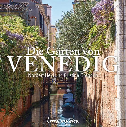 Die Gärten von Venedig.